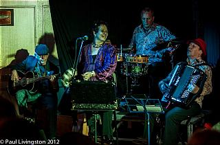 The Dorothy-Jane Band featuring Dorothy-Jane Gosper